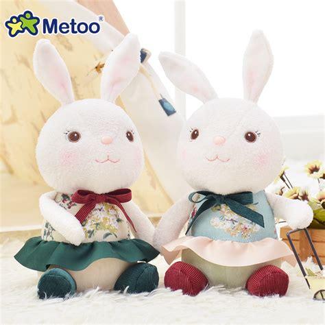 Metoo Tiramitu Angela Metoo Boneka Metoo New Angela Metoo Rabbit plush sweet lovely stuffed stuffed baby toys for for birthday