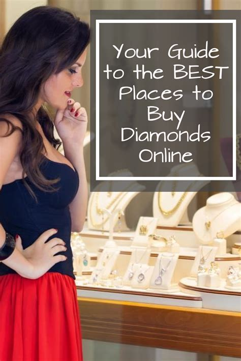 The Best Place to Buy Diamonds or Engagement Rings Online