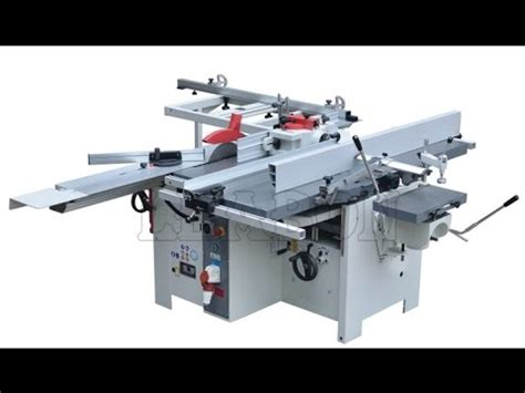 multi woodworking machine zinken 6 combination woodwork machine doovi