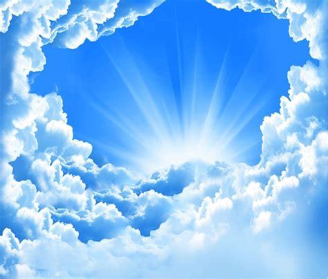 gambar wallpaper biru langit gambar langit biru hd koleksi gambar hd