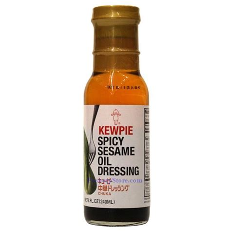 kewpie asian dressing kewpie spicy sesame dressing 8 fl oz