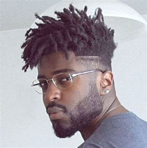 black men haircut hair ob top faded on sides and in back top 27 hairstyles for black men