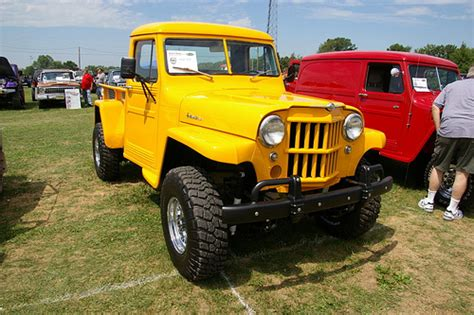 1962 Jeep Willys Truck 1962 Willys Truck Flickr Photo