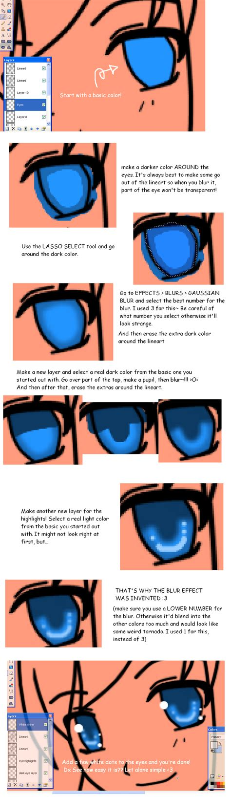paint net eye tutorial by angelthehedgehog on deviantart