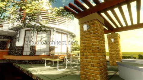 desain rumah probo hindarto a desain kafe gaya kolonial
