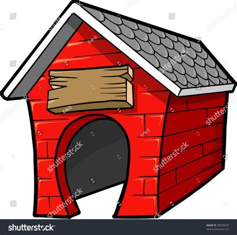 dog house vector dog house vector illustration stock vector 38209534 shutterstock