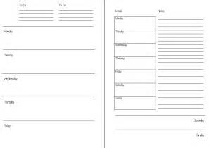 free insert template mswenduhh planning printing free printable inserts