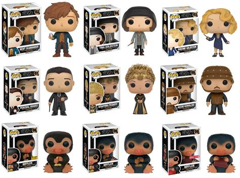 Fantastic Beast Pop Tina Goldstein news tuesday the jokes on you