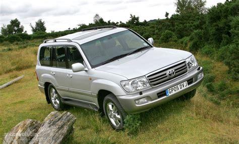 Toyota Land Cruiser 2007 Toyota Land Cruiser 100 Specs 2002 2003 2004 2005