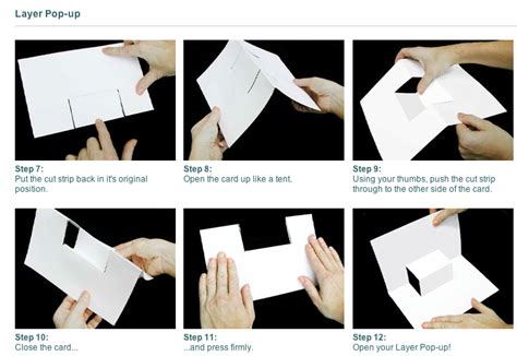 How To Make A Paper Pop Up Book - how to make a paper pop up book create some powers