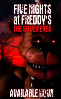 Fnaf thenovel cover update 2 five nights at freddy s photo