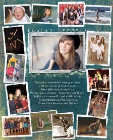 yearbook ad layout senior idea senior photography pinterest