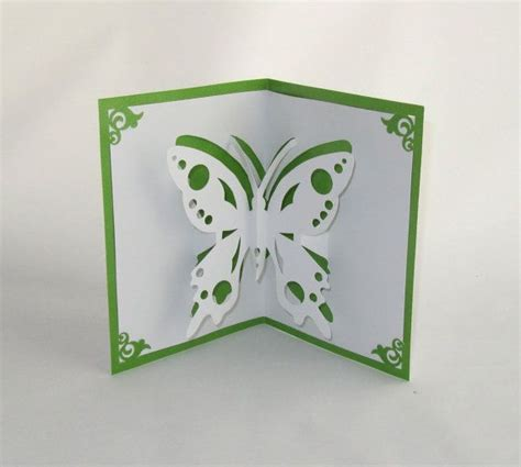 pop up butterfly card template 17 best images about cards butterflies on