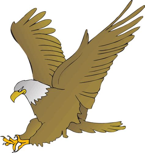 eagle clipart eagle clip at clker vector clip