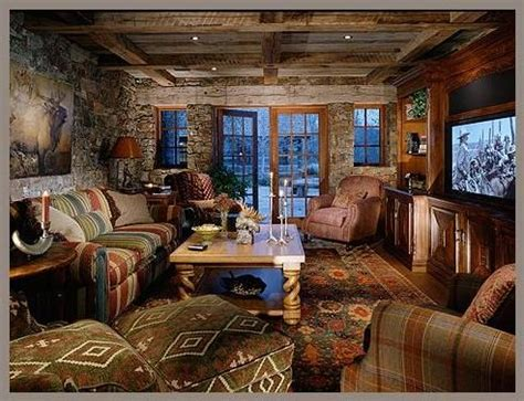 Western Style Living Rooms | western style living room western decor pinterest