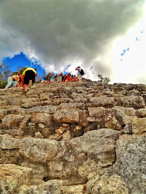 coba pyramid mexico my pictures from mexico 2014 pinterest face your fears climb the pyramid of coba mexico world