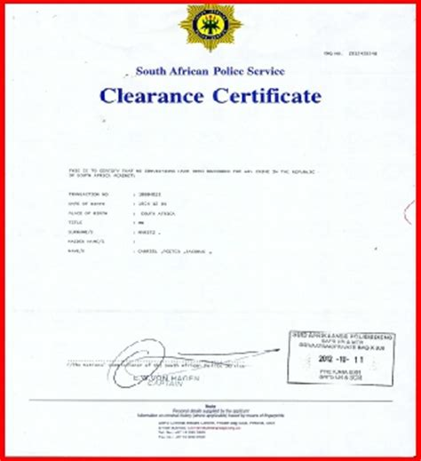 Request Letter Format For Clearance Certificate When Is A Vehicle Clearance Required Joseph Auto Solutions Cape Town