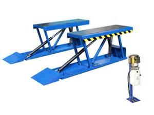 auto lift pl6k 6600lb low rise pit lift best buy auto