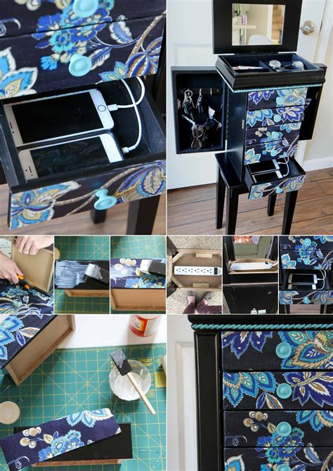 diy phone charging station diy 171 momadvice
