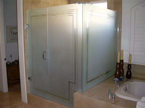 Frosted Bath Shower Screens how to frost shower glass denver shower doors amp denver