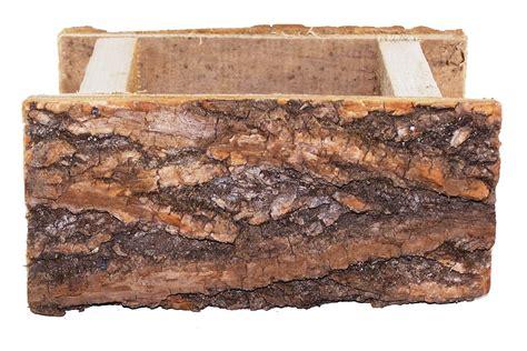 Topiary Florist - mini slab wood box slabwood spring planters and decor maple ridge supply wood products