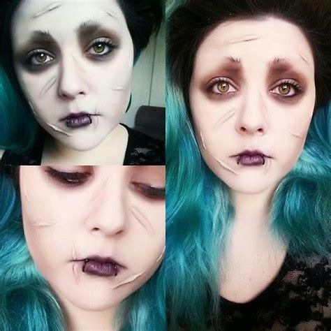 tutorial makeup dengan makeover edward scissorhands makeup tutorial tim burton fan club