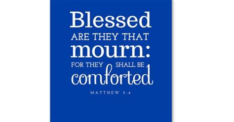 blessed are they that mourn for they shall be comforted christian wall art beatitudes matthew 5 4 printable