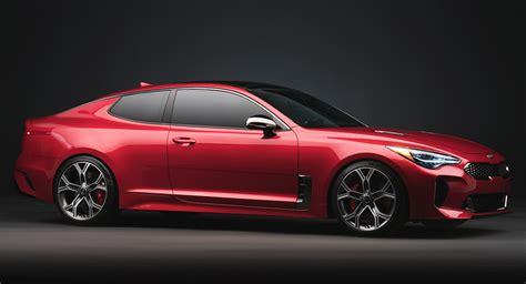 Kia Coupe Would The Kia Stinger Work As A Coupe