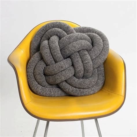 knot pillow squishy knot pillow