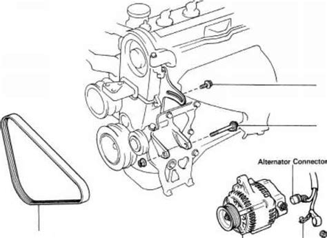 brush alternator wiring diagram brush just another