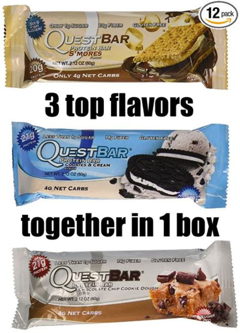 Top Quest Bar Flavors by Quest Bar Is It Paleo