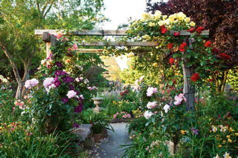 French Countryside The Secret Garden Flowers In Australian Gardens