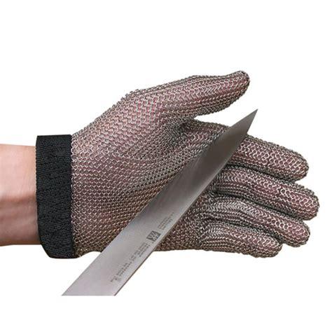 san jamar mga515m chainex cut resistant glove 5 finger