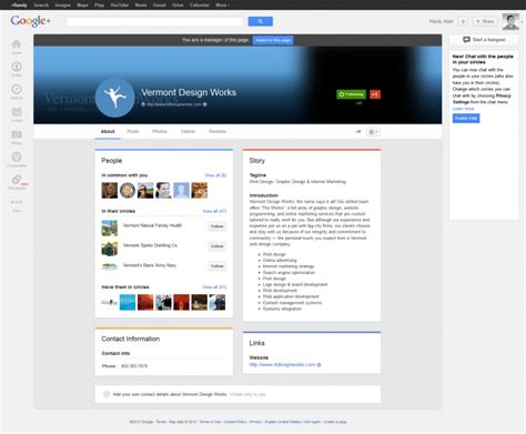 page layout update google google page layout change cover photos are now 2120 x