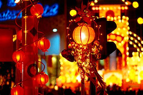 new year decorations lanterns feng shui home new year decorations