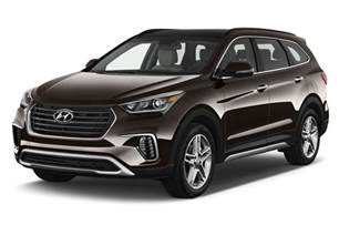 Suv Hyundai 2017 Hyundai Santa Fe Sport Reviews And Rating Motor Trend