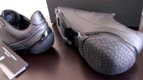 porsche design shoes p5000 adidas porsche design els formotion driving youtube