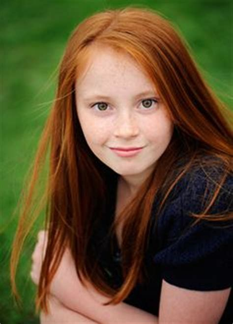 kid actresses with red hair 1000 images about red hair brown eyes community on