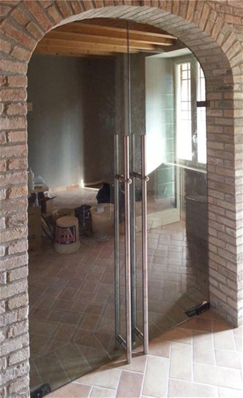 porte con arco porta in cristallo ad arco leali vetri vetrocamera
