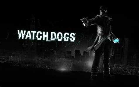 game watch wallpaper aiden pearce watch dogs game wallpapers hd wallpapers