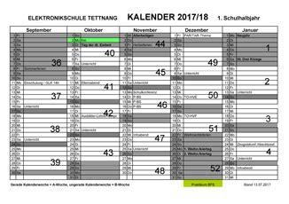 Germanwatch Kalender 2017 Est Elektronikschule Tettnang Vorsprung Durch Bildung