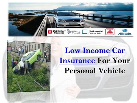 Low Car Insurance by Low Income Car Insurance Authorstream