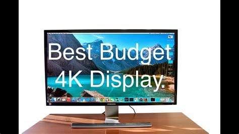 Samsung U28e590d Samsung 28 Inch Ultra High Definition Monitor Review
