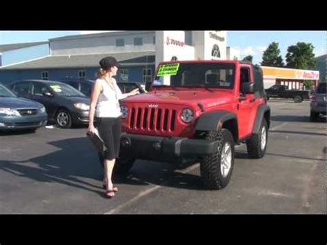 used jeep wrangler for sale in pa used 2008 jeep wrangler rubicon for sale wilkes barre