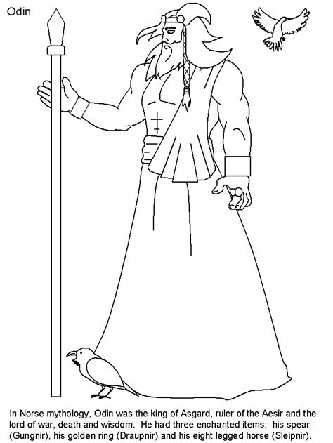 norway christmas coloring page norway odin words countries coloring pages coloring book