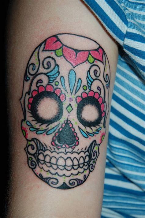 unique skull tattoos 25 unique sugar skull tattoos ideas on pretty