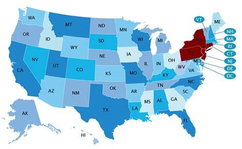 50 state map 50 states 50 websites caign jbrownwebsites