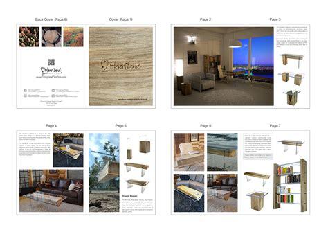 elegant modern brochure design for peregrine custom