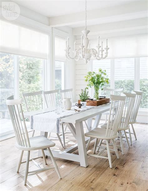 dining room table white best 25 white dining rooms ideas on pinterest white