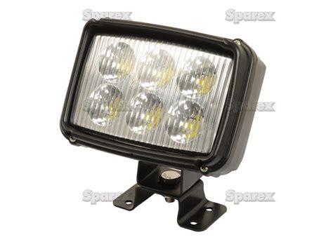 led cl work light s 24772 led work light aluminium 2300 lumen 12